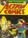 Cover for Action Comics (DC, 1938 series) #72