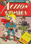 Cover for Action Comics (DC, 1938 series) #78