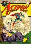 Cover for Action Comics (DC, 1938 series) #79