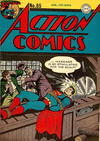 Cover for Action Comics (DC, 1938 series) #85