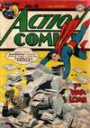 Cover for Action Comics (DC, 1938 series) #86