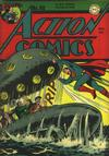 Cover for Action Comics (DC, 1938 series) #90