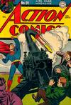 Cover for Action Comics (DC, 1938 series) #91