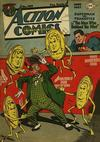 Cover for Action Comics (DC, 1938 series) #109