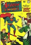Cover for Action Comics (DC, 1938 series) #110