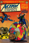 Cover for Action Comics (DC, 1938 series) #167