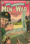 Cover for All-American Men of War (DC, 1952 series) #7