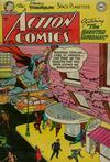 Cover for Action Comics (DC, 1938 series) #186