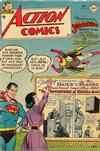 Cover for Action Comics (DC, 1938 series) #196