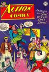 Cover for Action Comics (DC, 1938 series) #198
