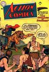 Cover for Action Comics (DC, 1938 series) #201