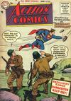 Cover for Action Comics (DC, 1938 series) #205