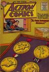 Cover for Action Comics (DC, 1938 series) #207