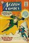 Cover for Action Comics (DC, 1938 series) #209