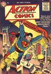 Cover for Action Comics (DC, 1938 series) #210