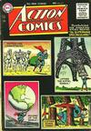 Cover for Action Comics (DC, 1938 series) #211