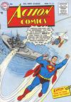 Cover for Action Comics (DC, 1938 series) #214