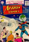 Cover for Action Comics (DC, 1938 series) #220