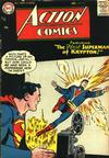 Cover for Action Comics (DC, 1938 series) #223