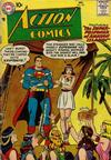 Cover for Action Comics (DC, 1938 series) #235