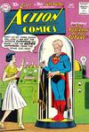 Cover for Action Comics (DC, 1938 series) #256
