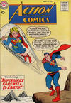 Cover for Action Comics (DC, 1938 series) #258