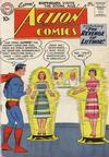 Cover for Action Comics (DC, 1938 series) #259