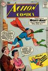 Cover for Action Comics (DC, 1938 series) #260