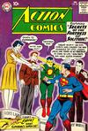 Cover for Action Comics (DC, 1938 series) #261