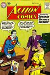 Cover for Action Comics (DC, 1938 series) #264
