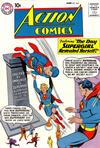 Cover for Action Comics (DC, 1938 series) #265
