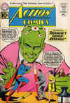 Cover for Action Comics (DC, 1938 series) #280