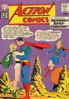 Cover for Action Comics (DC, 1938 series) #289