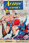 Cover for Action Comics (DC, 1938 series) #308