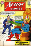 Cover for Action Comics (DC, 1938 series) #312