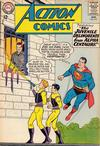 Cover for Action Comics (DC, 1938 series) #315