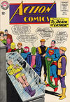 Cover for Action Comics (DC, 1938 series) #318