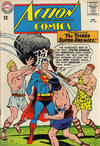 Cover for Action Comics (DC, 1938 series) #320