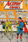 Cover for Action Comics (DC, 1938 series) #322
