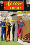 Cover for Action Comics (DC, 1938 series) #323