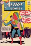 Cover for Action Comics (DC, 1938 series) #329