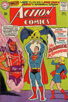 Cover for Action Comics (DC, 1938 series) #330