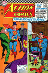 Cover for Action Comics (DC, 1938 series) #337