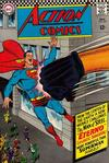 Cover for Action Comics (DC, 1938 series) #343