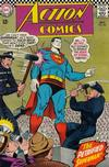 Cover for Action Comics (DC, 1938 series) #352