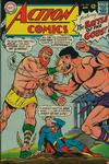 Cover for Action Comics (DC, 1938 series) #353