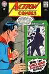 Cover for Action Comics (DC, 1938 series) #355