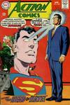 Cover for Action Comics (DC, 1938 series) #362
