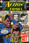 Cover for Action Comics (DC, 1938 series) #374