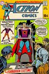 Cover for Action Comics (DC, 1938 series) #384